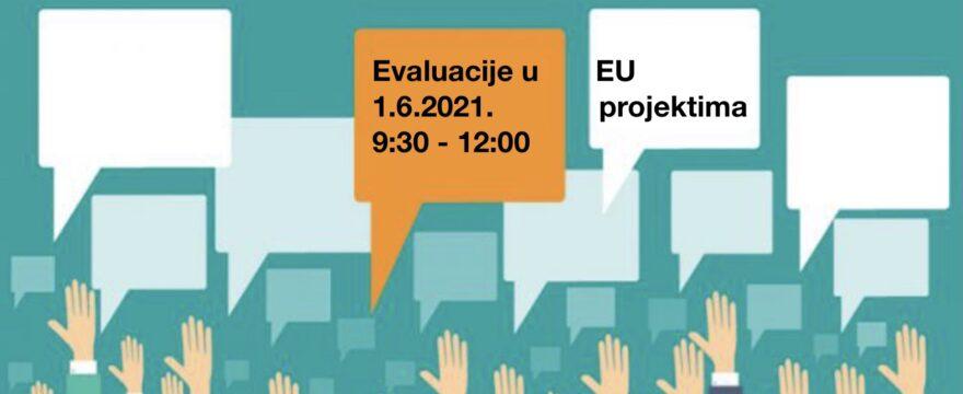 Evaluacije u EU projektima