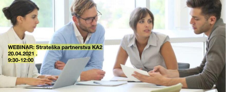 Priprema EU projekta za Erasmus – KA2
